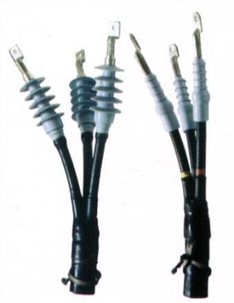 浅谈干包电缆头和热缩电缆头的做法