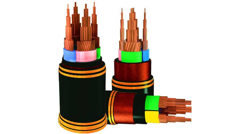 几种耐火阻燃电缆的特性及使用场合