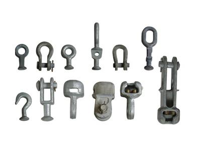 常用电力金具中字母所代表的含义