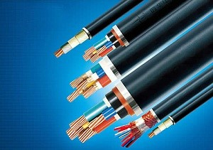 辐照交联低烟无卤阻燃电线电缆识别方法