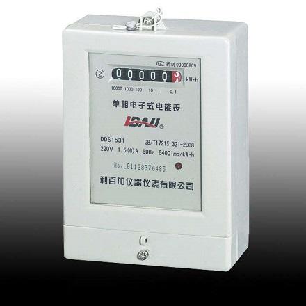电能表安装要求