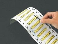 线缆标识的用途和特点 如何选择线缆标签