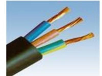 3芯橡皮绝缘纤维编织交换机插塞连接用电话软线