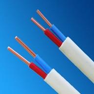 一般用途聚氯乙烯绝缘聚氯乙烯护套铜芯扁形电缆