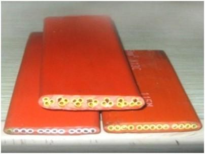 氯丁或其他相当的合成弹性体橡套电梯电缆