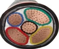 铜芯交联聚乙烯绝缘非磁性金属带铠装聚氯乙烯护套电力电缆