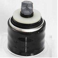 铝合金导体交联聚乙烯绝缘联锁型铝铠装聚氯乙烯护套阻燃B类耐低温电力电缆