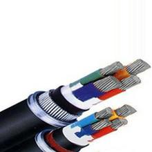 铝合金导体交联聚乙烯绝缘聚氯乙烯护套电力电缆