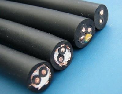 双层阻水绝缘保护地下电缆导体