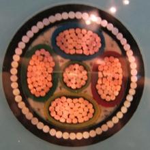 铜芯交联聚乙烯绝缘粗圆钢丝铠装聚氯乙烯护套电力电缆