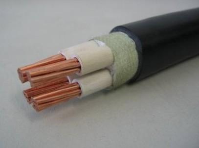 耐火电缆不宜采用扇形导体