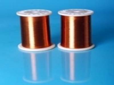 155级厚漆膜改性聚酯漆包圆铜线