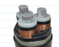 铝芯交联聚乙烯绝缘非磁性金属带铠装聚氯乙烯护套电力电缆