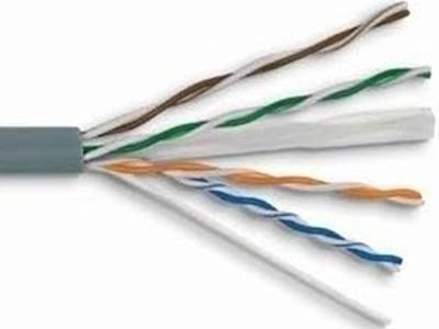6类 非屏蔽双绞线