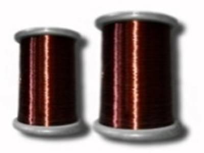 120级特厚漆膜缩醛漆包圆铜线