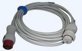 5芯橡皮绝缘纤维编织电话软线