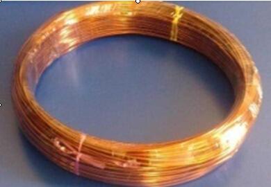 220级单聚酰亚胺-氟46复合薄膜绕包扁铜线