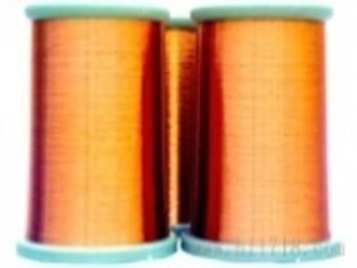 单涤纶丝包漆包铜束线