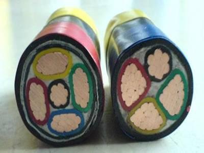 煤矿用聚氯乙烯绝缘聚氯乙烯护套电力电缆