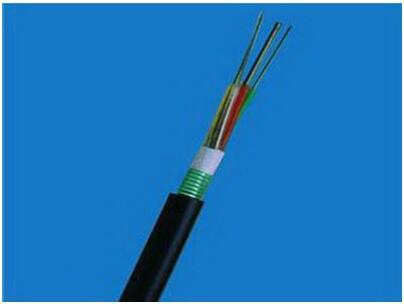 金属加强构件、光纤带松套层绞(半)干式、阻燃式、钢-聚乙烯粘结护套通信用室外光缆