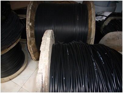 非金属加强构件、光纤带松套层绞填充式、聚乙烯护套、防白蚁套通信用室外光缆