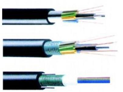 非金属构件、光纤带松套、钢-聚乙烯护层通信用室内外光缆