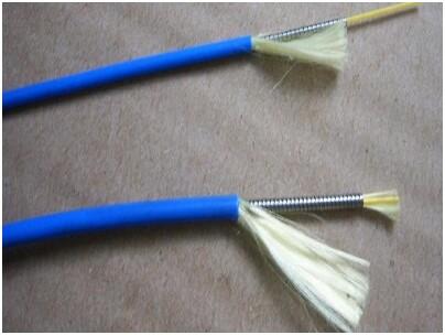 金属构件、光纤带松套层绞式、聚氨酯护层通信用室内光缆GJDU