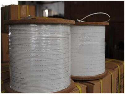 无金属构件、光纤带松套层绞式、聚乙烯护层通信用室内光缆GJDFY