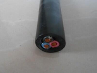 防水橡套扁电缆