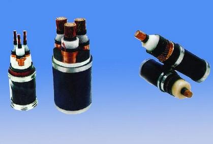 高压电缆金属套材料及结构