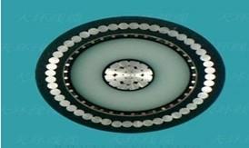 铝芯聚氯乙烯绝缘聚乙烯护套电力电缆