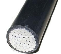 铝芯本色交联聚乙烯绝缘架空电缆