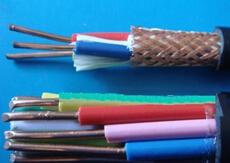 95铜芯氟塑料绝缘聚氯乙烯护套电力软电缆