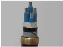 铝芯聚氯乙烯绝缘双钢带铠装聚乙烯护套电力电缆