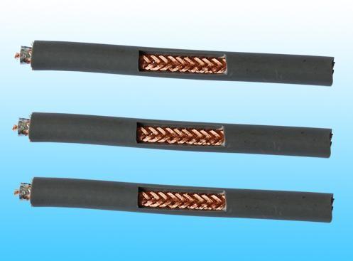 铜芯实心聚烯烃绝缘聚氯乙烯护套屏蔽型局用对称电缆