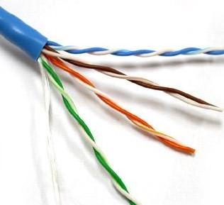 超5类非屏蔽双绞线