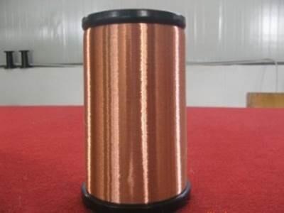 130级厚漆膜聚酯漆包圆铜线