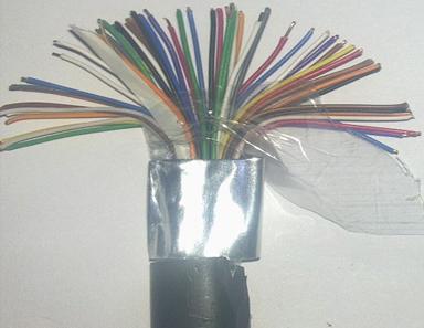 硅橡胶绝缘硅橡胶护套铝带(铝塑复合带)屏蔽计算机电缆