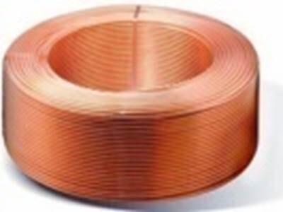 155级单玻璃丝包漆包圆铜线