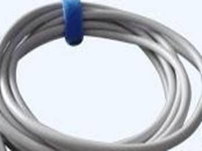 2芯聚丙烯绝缘聚氯乙烯护套扁形弹簧形电话软线