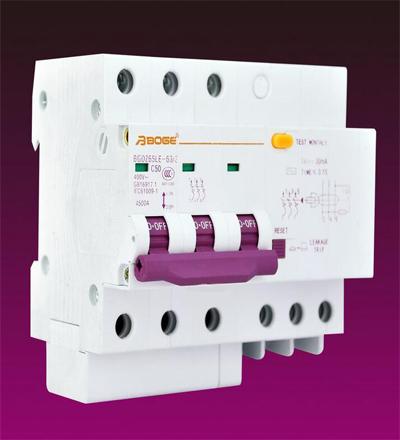 浅析漏电保护器的安装和使用