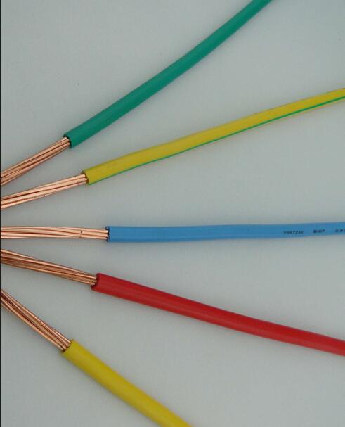 电线颜色及含义