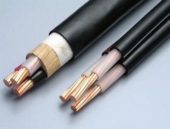 施工现场配电线路电缆选择要求