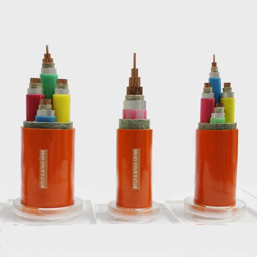 矿物绝缘电缆优越的防火性能