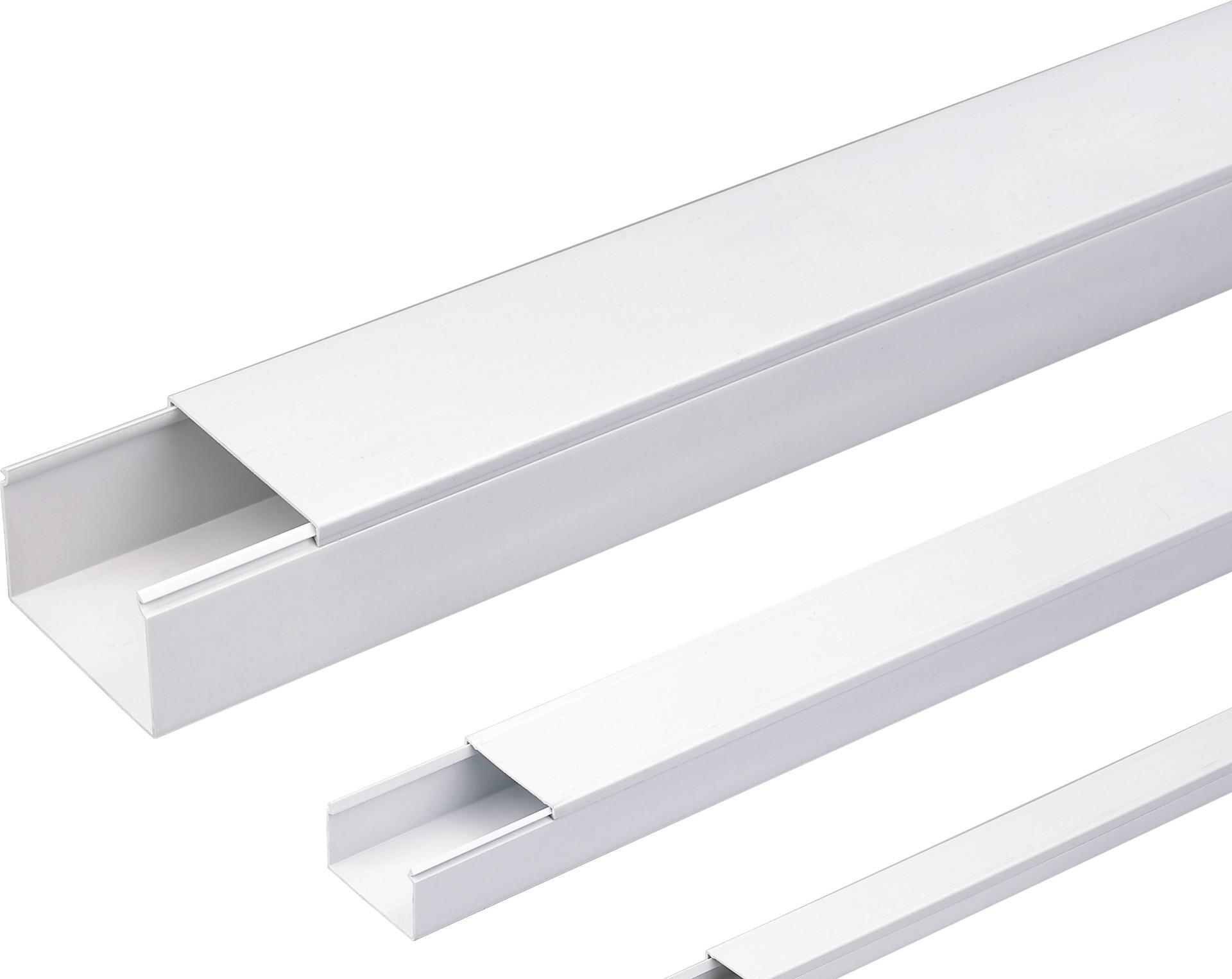 家装PVC线槽布线工艺