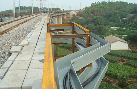 电缆在电缆桥架上的层次安排