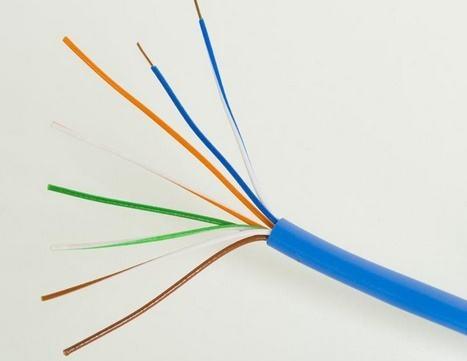 双绞线如何制作?双绞线水晶头制作步骤介绍