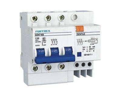 断路器正常使用及安装条件