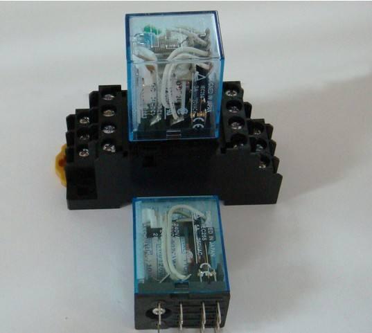 中间继电器工作原理介绍 中间继电器的符号