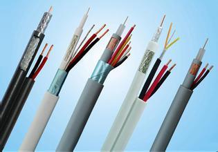 几类常用电缆的型号及其使用场合